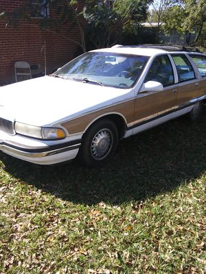 96 Buick roadmaster wagon for Sale in Dothan, AL