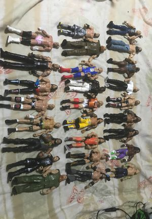 WWE action figures for Sale in Capitol Heights, MD