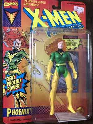 1994 X-Men Phoenix action figure collectible for Sale in Pittsburg, CA