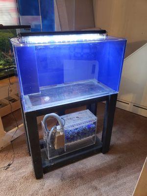 65 gallon acrylic aquarium for Sale in Chicago, IL