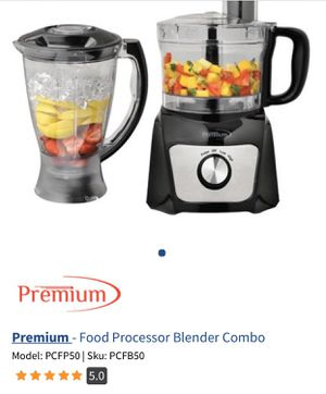 Premium blender and food processor for Sale in Pompano Beach, FL