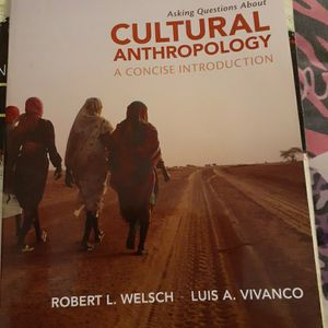 Asking Questions About Cultural Anthropology A Concise Introduction! for Sale in Anaheim, CA