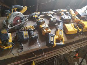 Dewalt tool set for Sale in Buffalo, NY