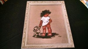 Burlap Painting for Sale in Sioux Falls, SD