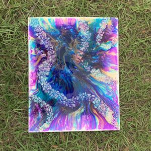 Beautiful Resin Piece for Sale in Tampa, FL