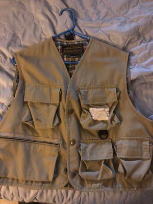 Fishing vest for Sale in Sanger, CA