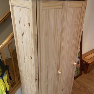 Solid Wood Cabinet for Sale in Vancouver, WA