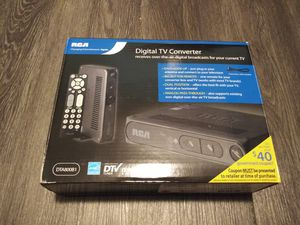 RCA Digital TV Converter for Sale in Winter Haven, FL