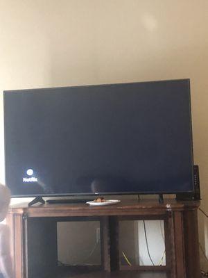 Lg 65 inch 4K smart tv for Sale in Colorado Springs, CO
