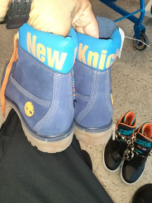 Knicks timberland boots for Sale in Tampa, FL