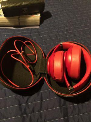 Red Beats Studio 3 for Sale in Atlanta, GA