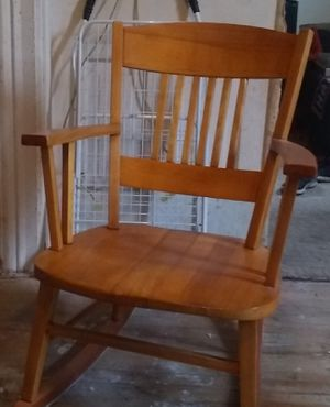 Child's rocking chair for Sale in Eau Claire, WI