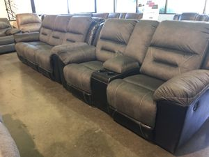 Reclining Sofa and Loveseat Set Sale for Sale in Portland, OR