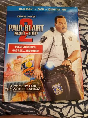 Mall Cop 2 Blu-Ray/ DVD for Sale in Lakeland, FL