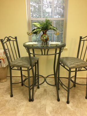 Bistro table and chair for Sale in Woodstock, MD