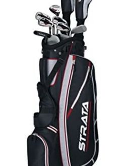 Callaway Men's Strata Complete Golf Set - Right Hand for Sale in Raleigh,  NC