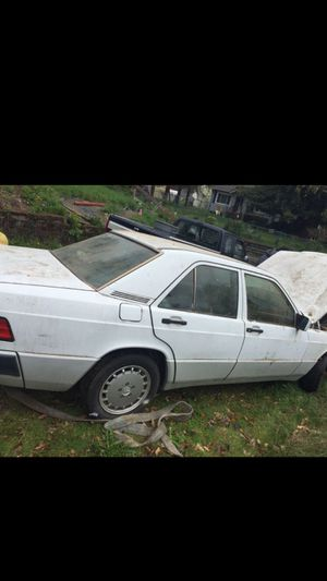 Mercedes Benz parts 190E 2.6 93 for Sale in Federal Way, WA