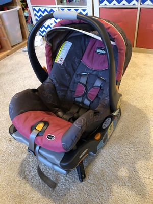 Chicco Keyfit 30 Infant car seat for Sale in Cambridge, MA