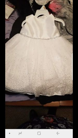 Flower girl dress 2T for Sale in Springfield, TN