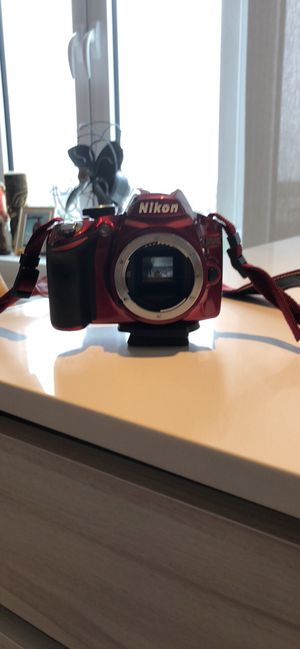 Nikon D3200 camera and accessories for Sale in Philadelphia, PA