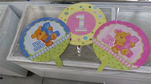 Helium balloons for babys 1 year old for Sale in Nashville, TN