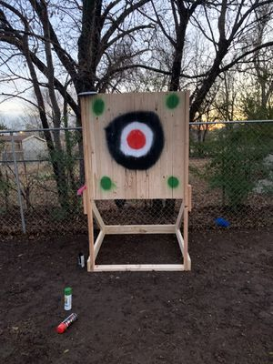 Ax throwing target for Sale in Lawton, OK