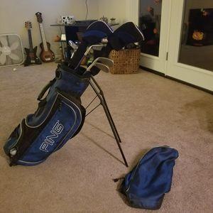 Ping Junior Moxie Golf Clubs for Sale in Chesapeake, VA