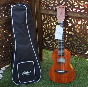 Concert Ukulele Solid Mahogany 23 Inch Uke for Sale in Whittier, CA