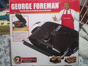 George forman Grill for Sale in Baldwin Park, CA