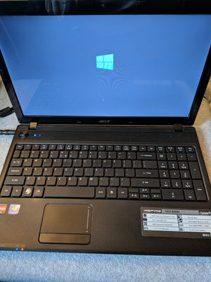 "Acer Aspire 5253-BZ602 15.6"" AMD Dual-Core CPU E-350 1.6G 6GB RAM 250GB HDD for Sale in Centreville, VA"