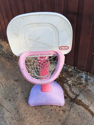 Girls hoop $10.00 cash only (serious buyers) for Sale in Dallas, TX