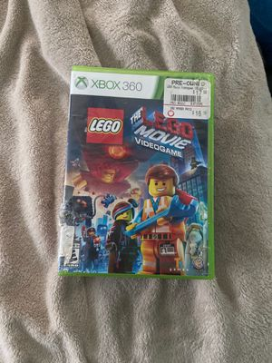 Xbox 360 the LEGO movie video game for Sale in Sanford, FL