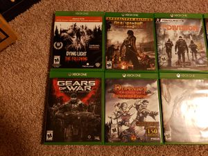Xbox One Games for Sale in Seattle, WA