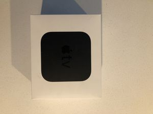AppleTV 4K HDR 64GB for Sale in Coronado, CA