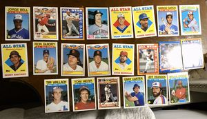 Baseball Cards - All Star's Only - 22 total mint condition for Sale in Spring, TX