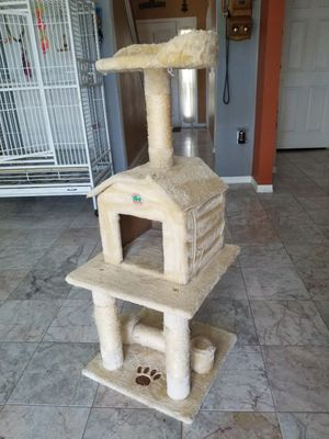 "45"" Cat Tree Condo for Sale in Gibsonton, FL"