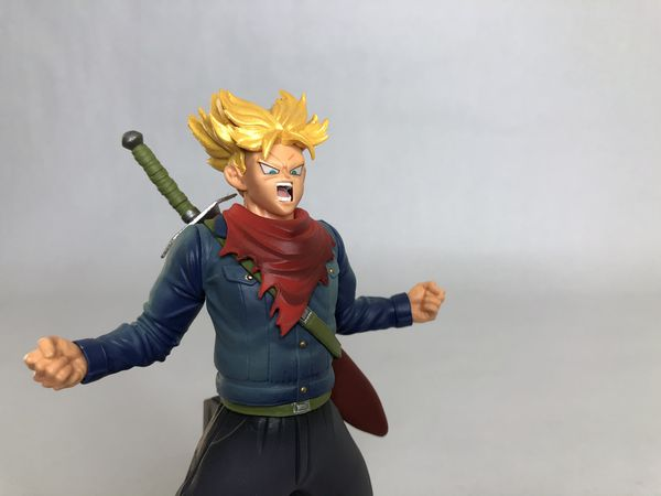 Super Saiyan Trunks Banpresto World Figure Colloseum Dragon Ball Z