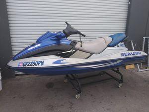 SEADOO GTX DI - READY FOR THE WATER for Sale in Newport Beach, CA
