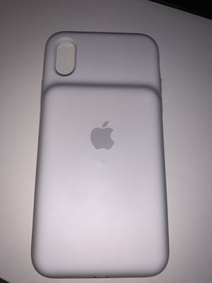 Apple iPhone XS smart battery case for Sale in Tempe, AZ