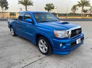 2008 Toyota Tacoma Xrunner manual for Sale in Los Angeles, CA