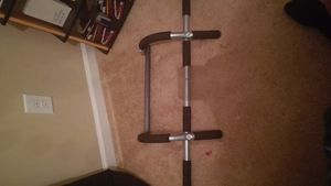 Pull-up, sit-up,& push-up Bar for Sale in Cary, NC