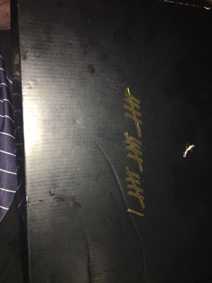 Air Jordan 1 retro hi think 16 for Sale in Toledo, OH