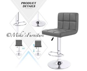 Brand new 1 gray bar stool ( shipping is available) for Sale in Orlando, FL