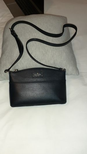 Black Kate spade purse for Sale in Auburn, WA