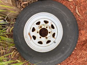 Trailer tire 225/75/15 for Sale in West Palm Beach, FL