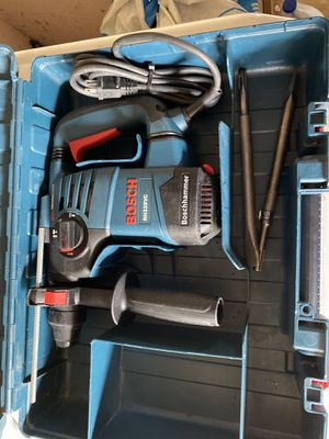 Bosch rotary hammer drill RH328vc for Sale in Sunnyvale, CA