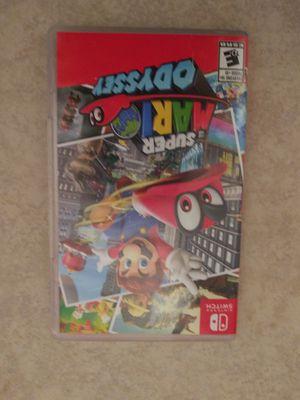 Super Mario Odyssey for Sale in North Las Vegas, NV