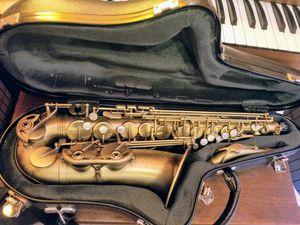 Selmer (Paris) Reference 54 Alto Saxophone 72F Vintage Matte Finish 2005 for Sale in Hebron, CT
