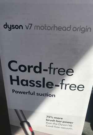 V7 dyson vacuum cord free for Sale in San Leandro, CA