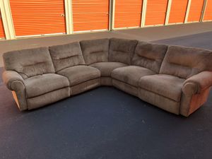 Sectional Couch Power Recliner Sofa w/ USB Ports *FREE DELIVERY* for Sale in Beachwood, NJ